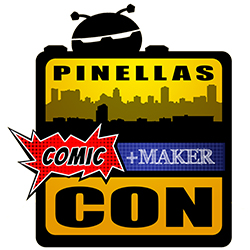 Pinellas Comic and Maker Con