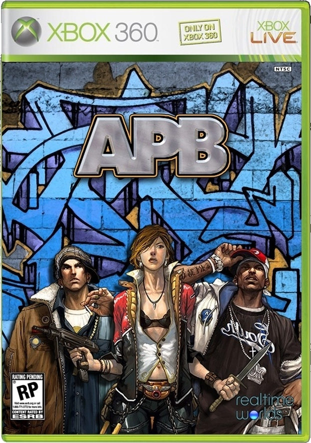 <i>APB</i> In-game Ads?