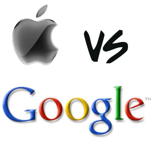 Google vs Apple: Round III