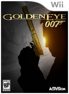 <i>GoldenEye 007</i> Remake For The DS?!?!?!?!?