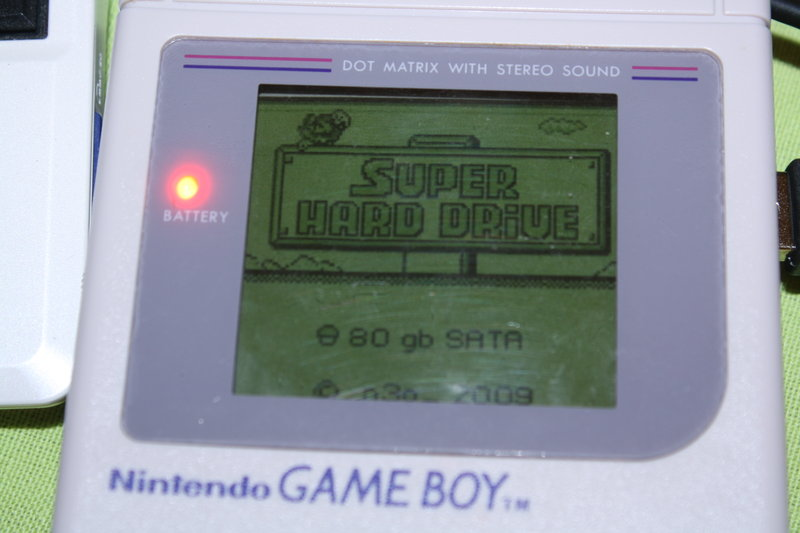 80GB GameBoy