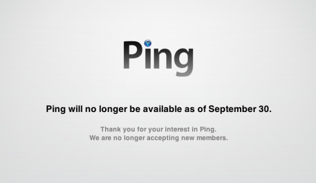 Ping: And It's Done