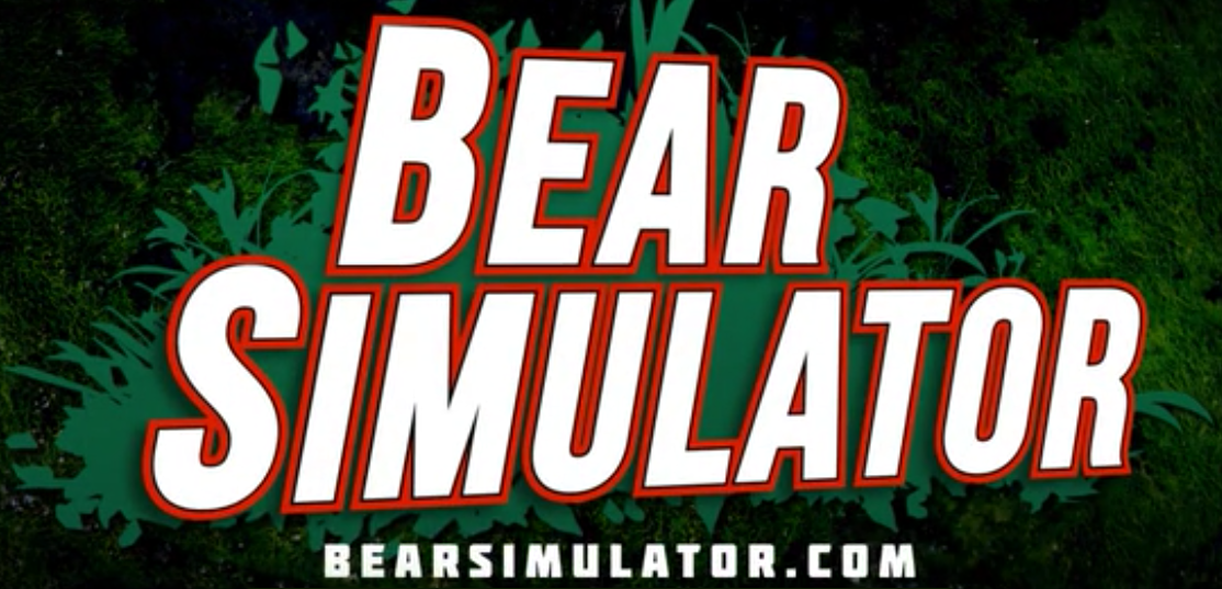 Bear Simulator: Where No Game Has Gone Before