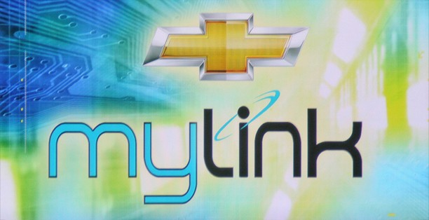 MyLink Radio by Chevy