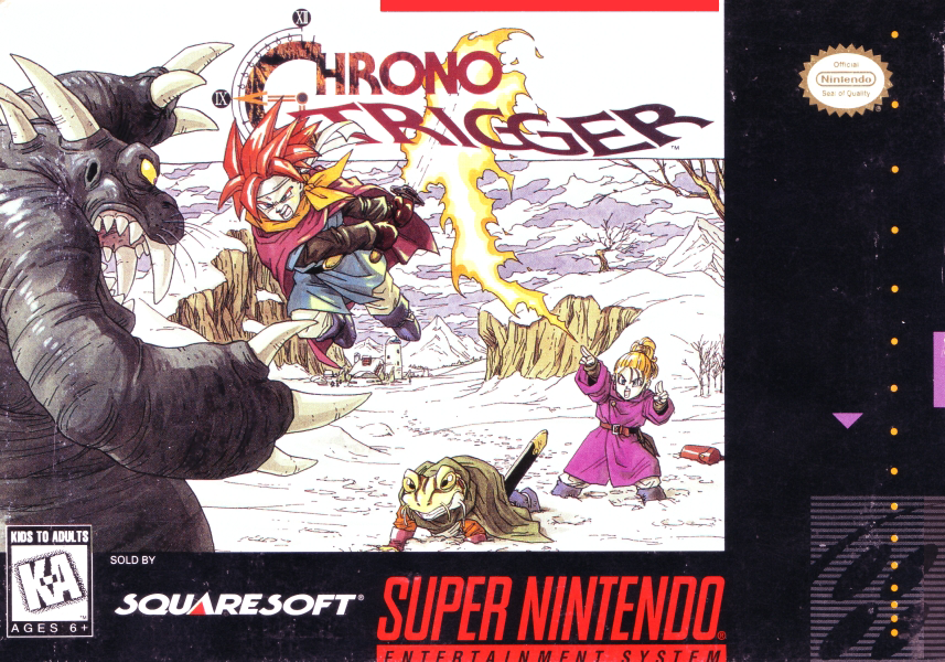 Legendary RPG <i>Chrono Trigger</i> Comes to WiiWare