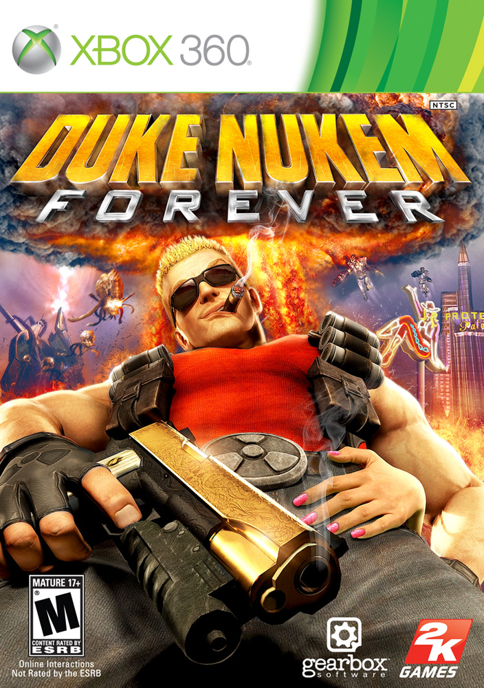 <i>Duke Nukem Forever</i> Makes Gold Status, We Don't Believe It