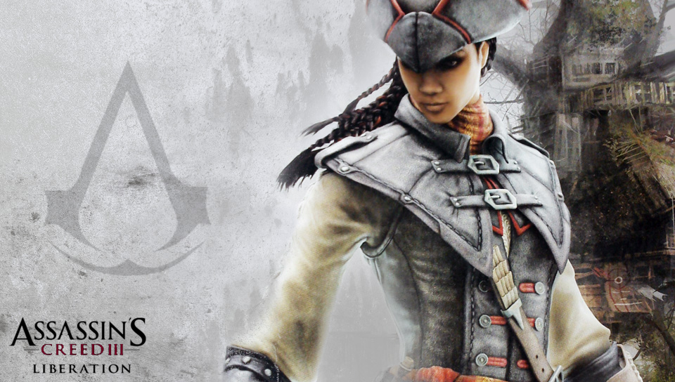 <i>Assassin's Creed III: Liberation</i> is a Vita-Only Title with a New All White Vita Bundle