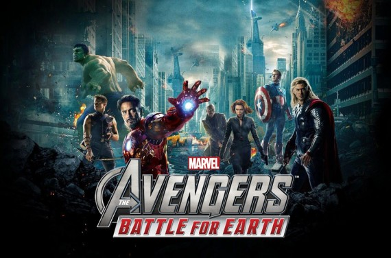<i>Marvel Avengers: Battle For Earth</i>, Kinect and Wii U