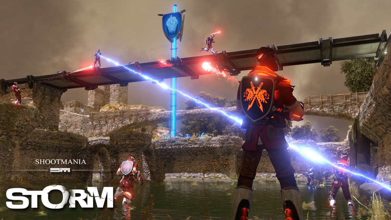 ShootMania Storm Surprises With Fun Gameplay