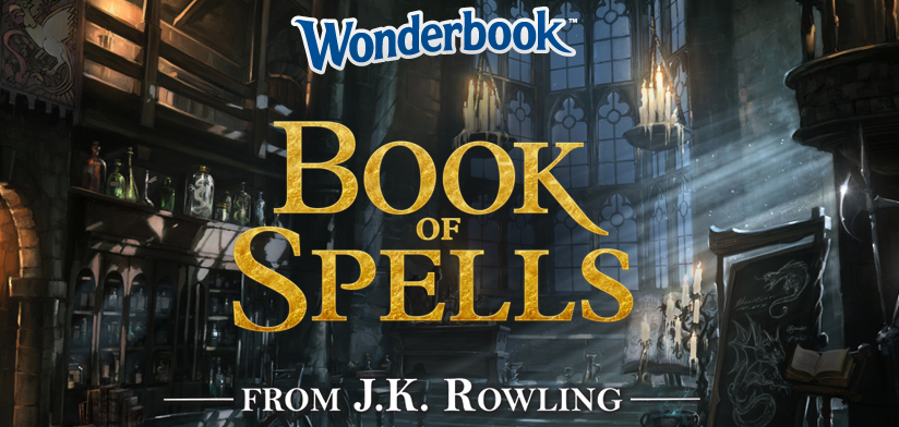 Sony Tries to Wow Us with <i>Book of Spells</i> on the Wonderbook, Left us Wondering Why it was Even on Stage
