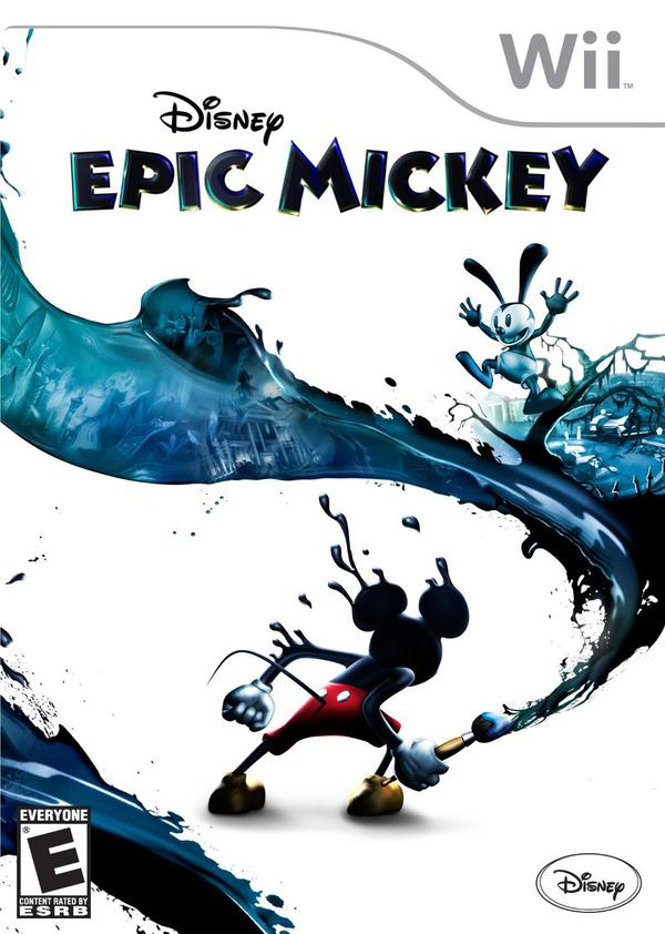 Epic Mickey Sales Not Epic, But Still Pretty Good