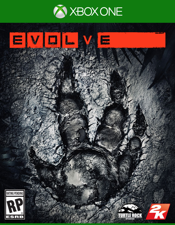 <i>Evolve</i> Does not Receive Warm Welcome from Gamers