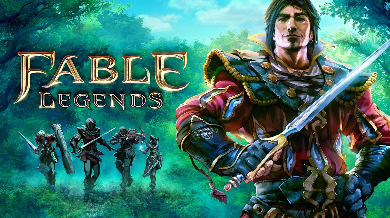 Microsoft and Lionhead Make New <i>Fable</i> Free to Play on Xbox One and PC