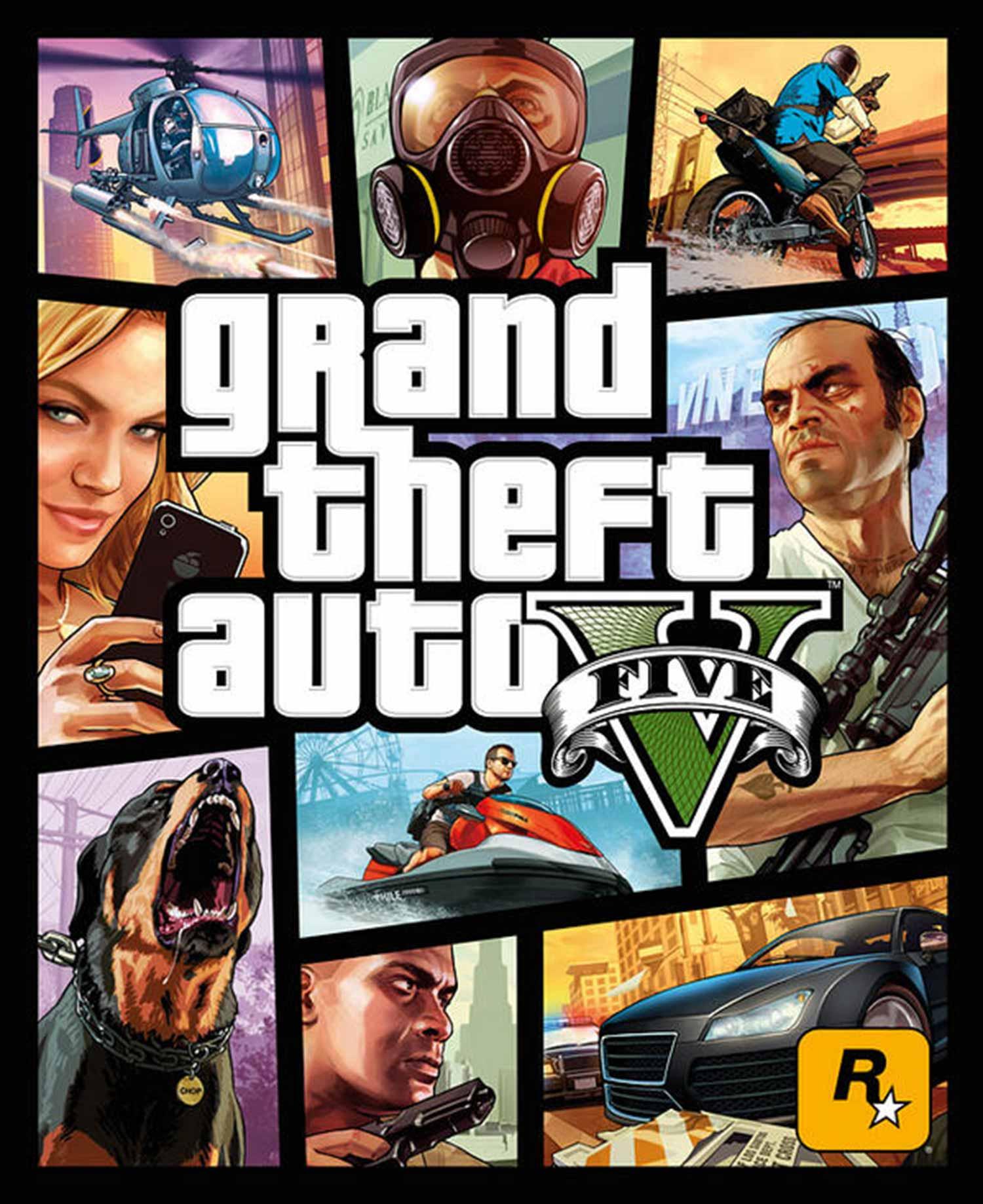 3 Days in, $1 Billion Up for Rockstar Games