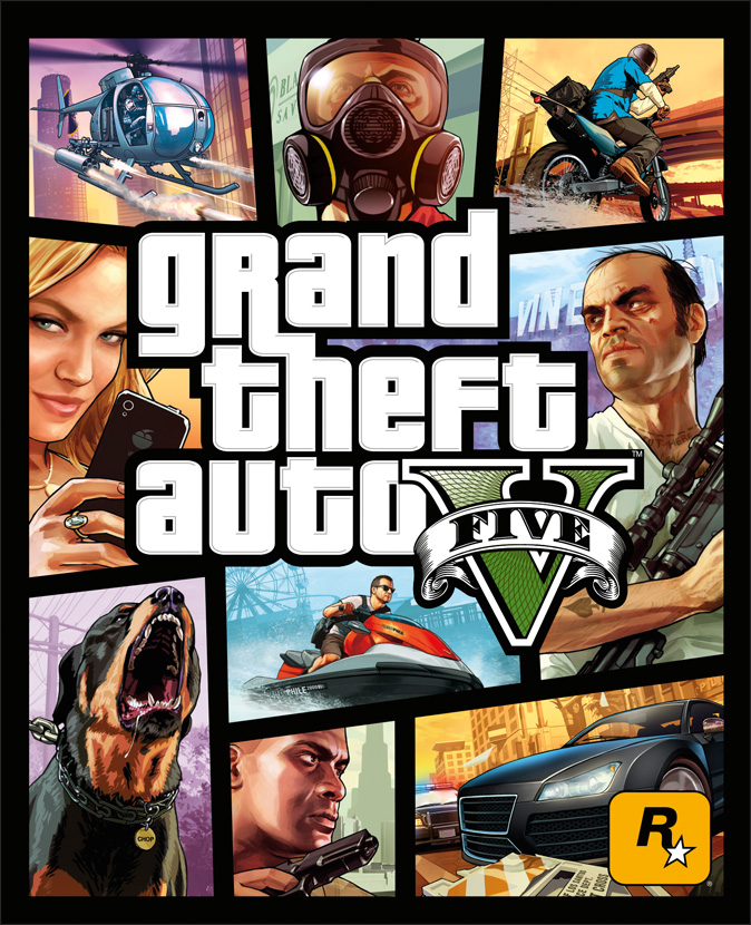 Rockstar Releases Box Art and Screenshots for <i>GTA V</i>