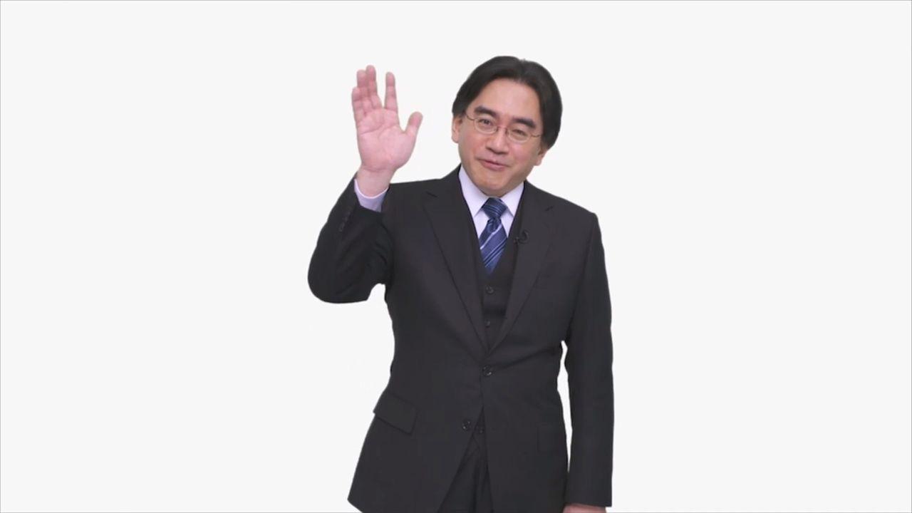Nintendo President and CEO Satoru Iwata Dies at 55