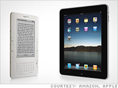 Amazon Kindles The Flame Of Competition With the iPad