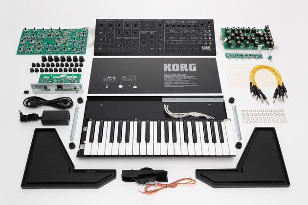 Korg Introduces DIY MS-20 Synthesizer Kit