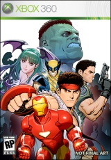 Four New Characters For Marvel V.S. Capcom 3!
