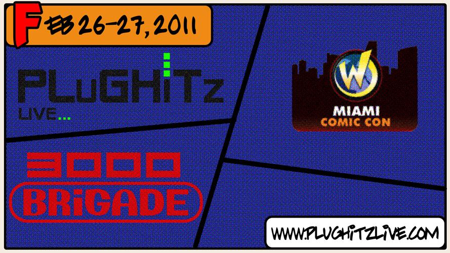 Wizard World's Miami Comic Con 2011 Recap