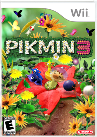 <i>Pikman 3</i> and Wii U For You