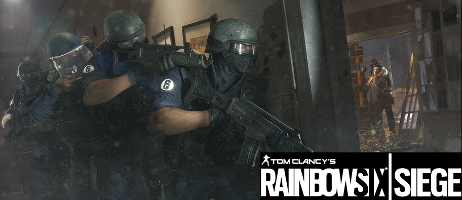 <i>Rainbow Six Siege</i> Removes Respawning in Multiplayer Matches