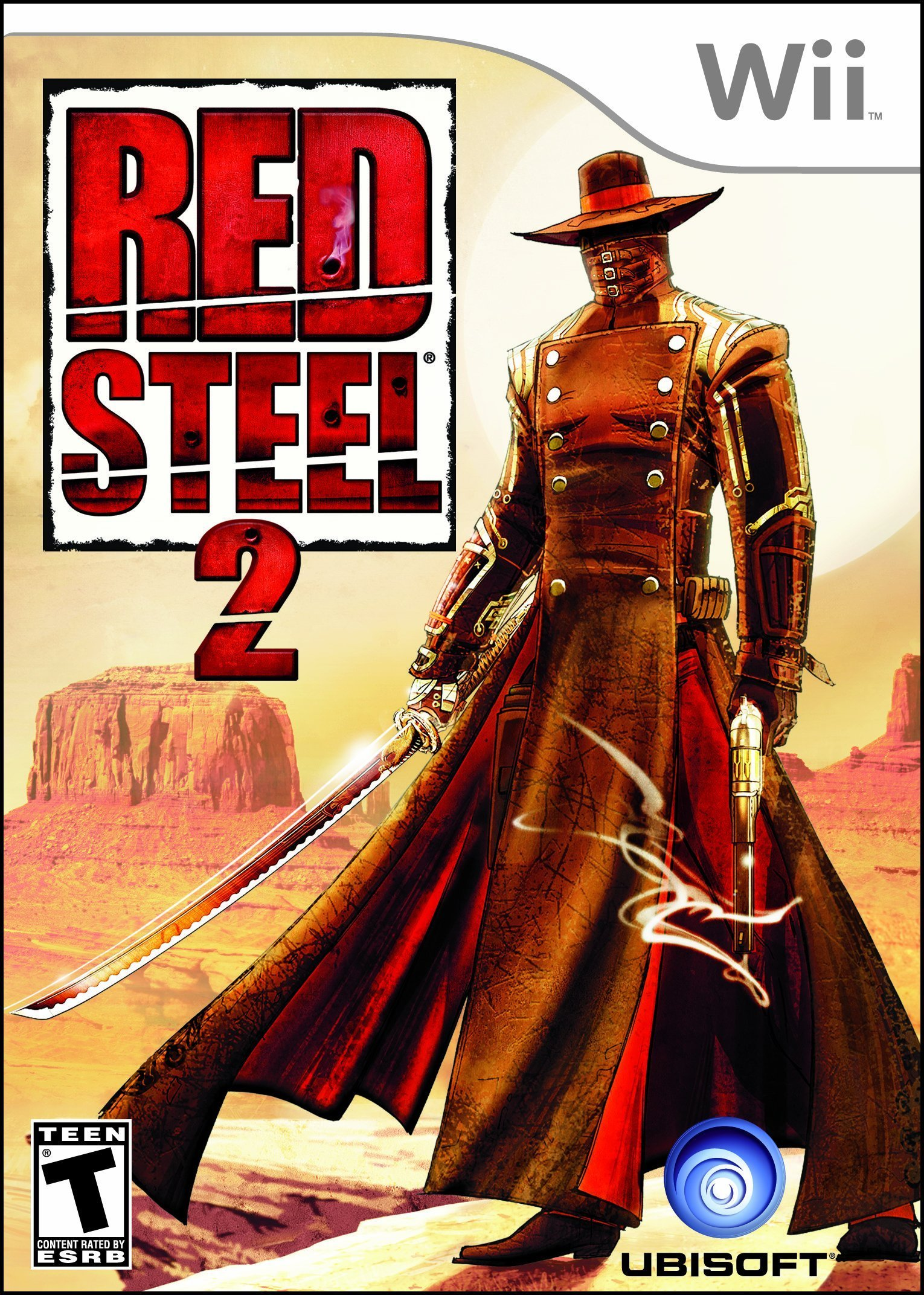 Red Steel 2 Sells Only 50k