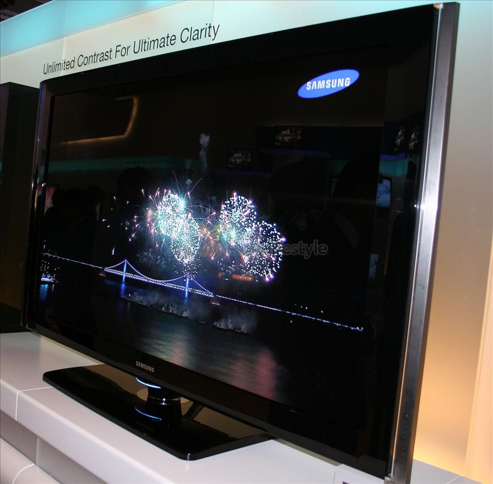 Samsung Continues Production of LED TVs, Still Leading in Market Share