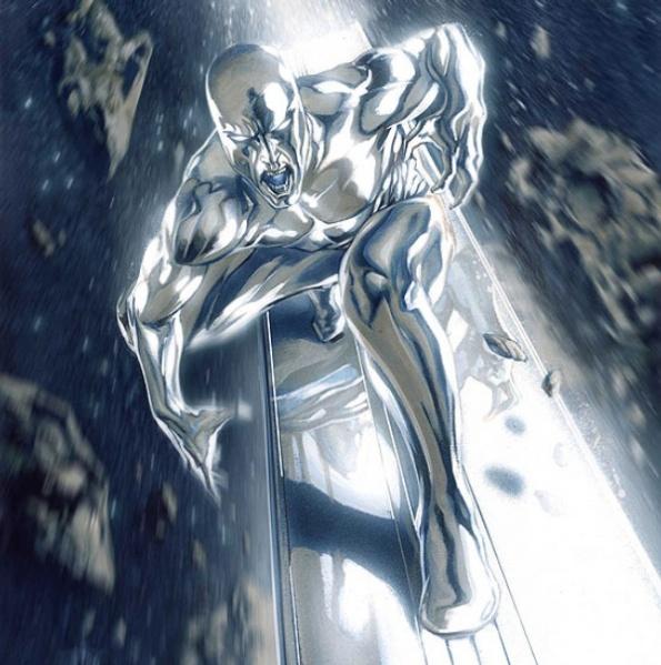 <i>Silver Surfer</i>: Dead or Alive?