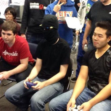 Masked Player Owned All Competitors in <i>Smash Bros.</i> Tournament