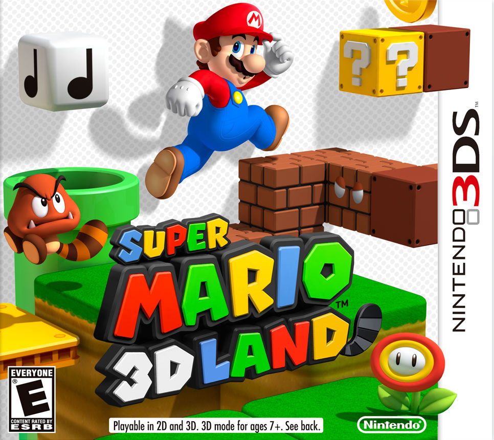 Super Mario 3D Land [Review]