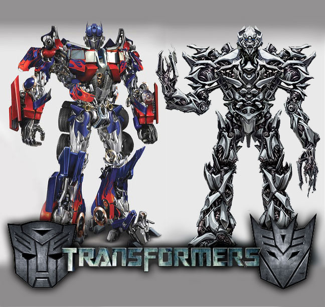 Transformers Not so Confusing This Time Around