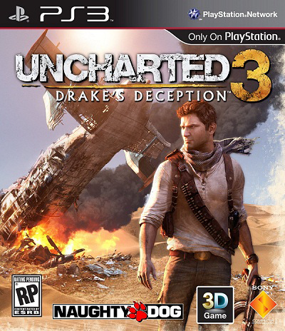 <i>Uncharted 3: Drake's Deception</i> Exploring Uncharted Territory, The Desert