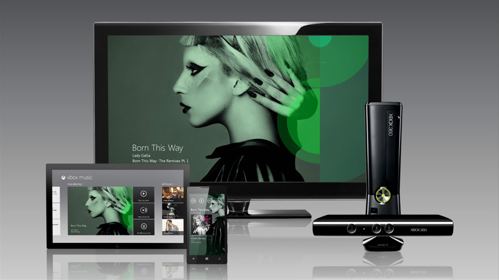 Zune Dies, but Xbox Music Makes Us Feel so Much Better About It