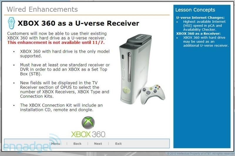 xbox uverse slide1