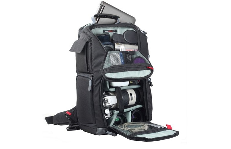 DKS-20 Series One Digital SLR Camera Travel Backpack