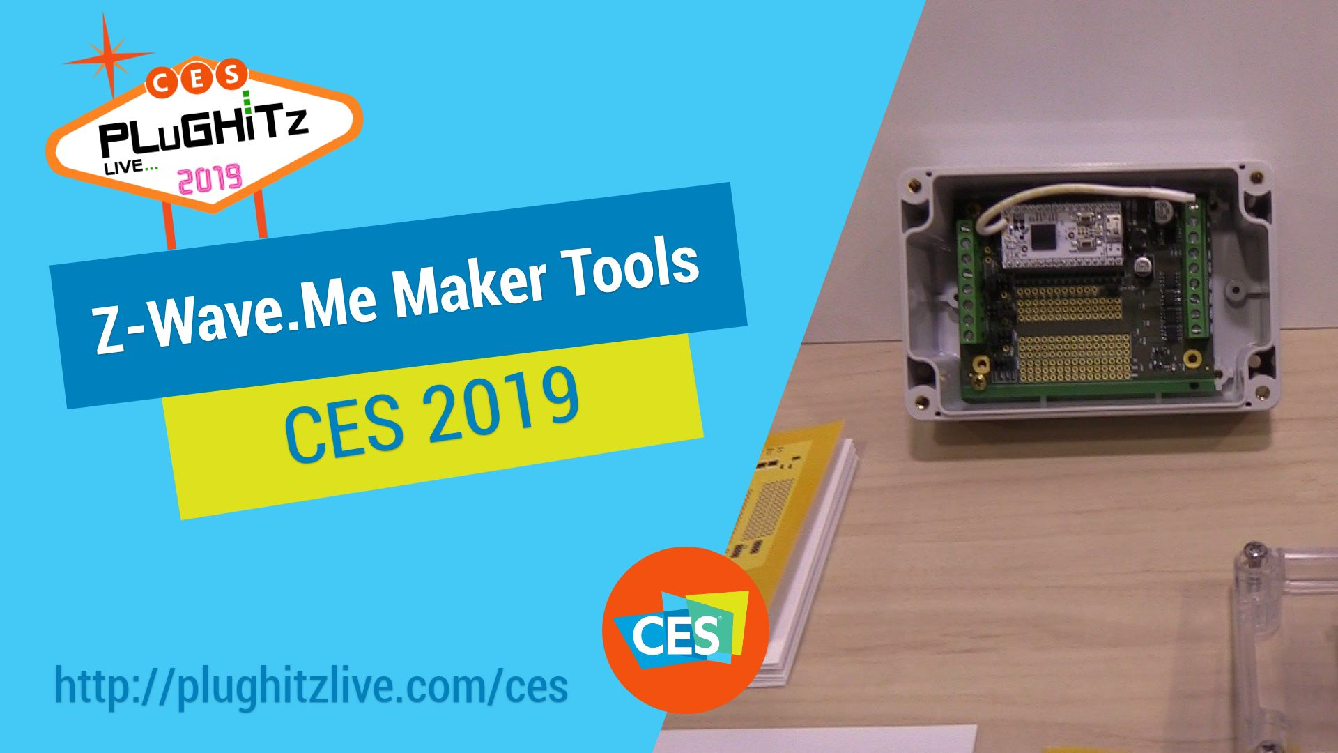 Z-Wave Me has products to enable makers to join the Z-Wave